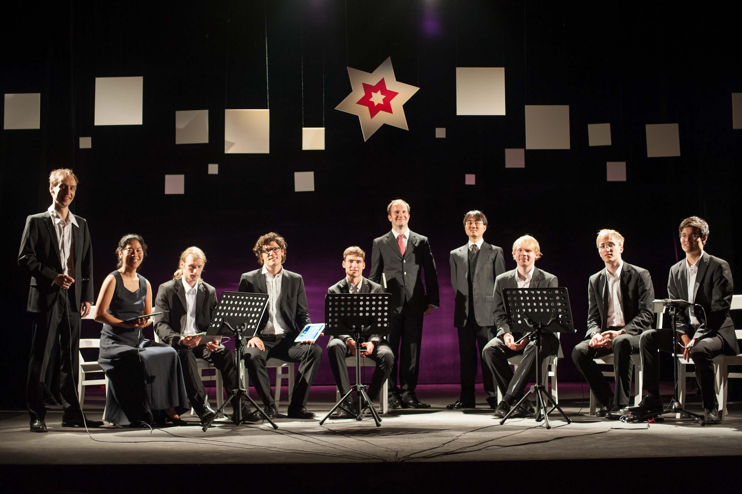 DigiEnsemble Berlin Weihnachtsoratorium Bach